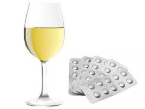Лекарства несовместимые с алкоголем