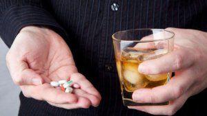 Совместимость и последствия употребления алкоголя и Нимесила