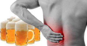 Болят почки после алкоголя: причины и как избавиться от недуга