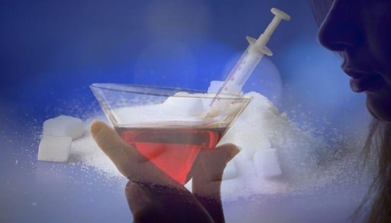 4 способа, как алкоголь влияет на сахарный диабет