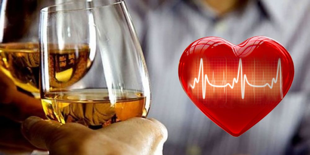 Тяжелое пьянство может повредить сердце до появления признаков, считает исследование.