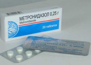 Почему при приеме Метронидазола запрещен алкоголь?