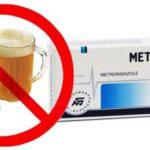 Принимая Метронидазол, можно ли пить алкоголь?