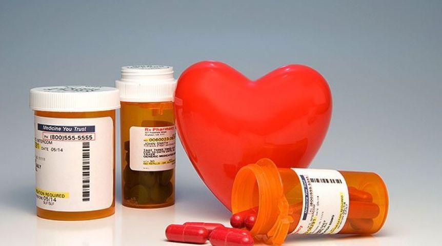 Сердечные препараты, от повышенного давления и алкоголь