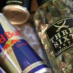 Кофеин, энергетические напитки и алкоголь