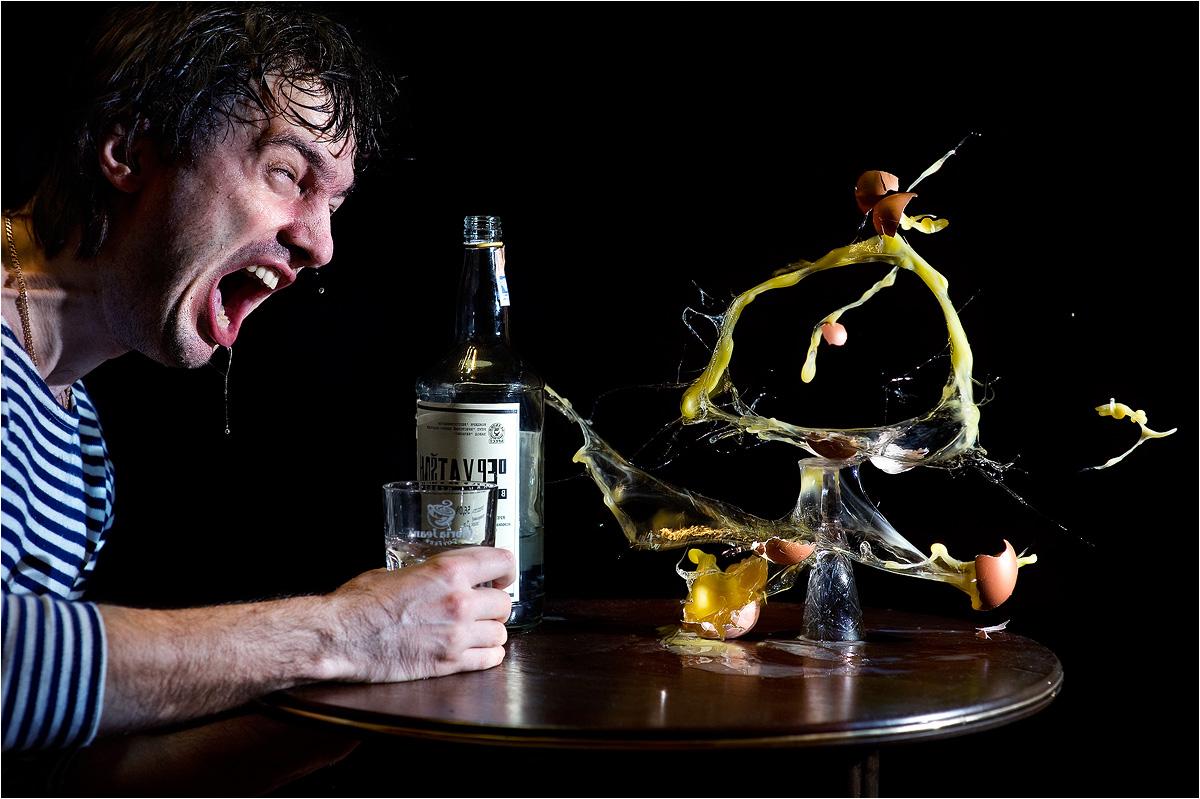 Преступления, связанные с алкоголем.