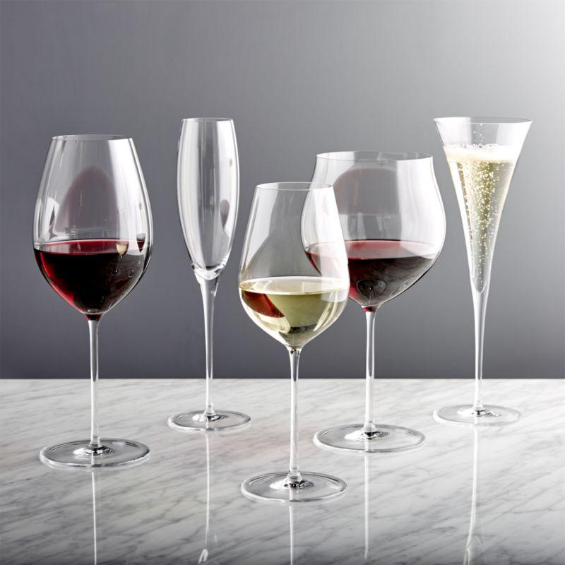 Как форма вашего бокала влияет на потребление алкоголя
