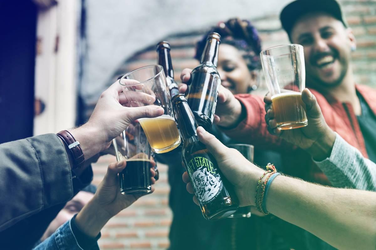 Рекомендации по употреблению алкоголя с низким уровнем риска.